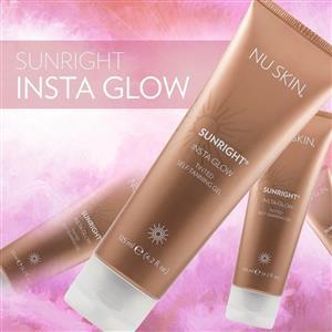 Nu skin Sunright Insta Glow Tanning Gel