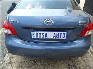 2008 Toyota Yaris 1.3 5 door T3