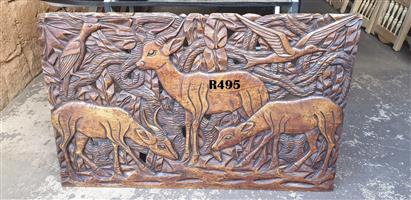 Animal Forest Wood Carving (1080x680)