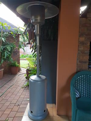 Outdoor Patio Gas Heater (gas bottle excluded)