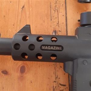 JT DL9 Paintball gun