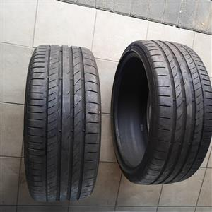 225/35/19 Continental Tyres For Sale