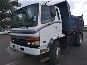 Mitsubishi FUSO  FM15-253 For Sale - 6m3 Tipper