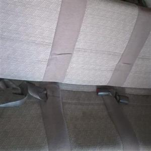 Toyota land cruiser fj80 complete rear seat