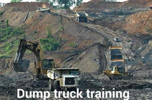 drill rig, front end loader & excavator training 0826263310