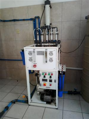 Second hand water bottling plant, make an offer