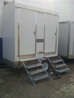 VIP Mobile Toilets for sale