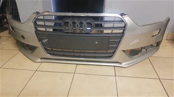 Audi A4 B8 Front Bumber and Grill For sale