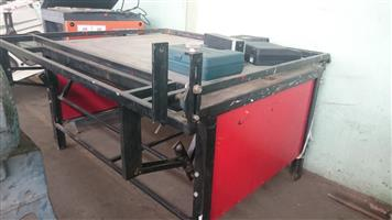 Silkscreen Machine