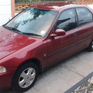 1993 Honda Ballade Choose for me