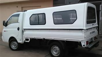 BARGAIN BRAND NEW GC HYUNDAI  H100/KIA K2700 HALF DOOR CANOPY FOR SALE!!!