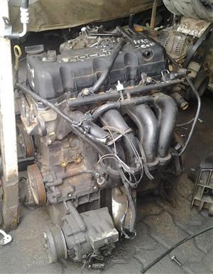 Ford Ikon Engine