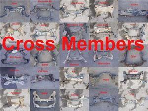 Cross Members  for sale for most vehicle makes and models.