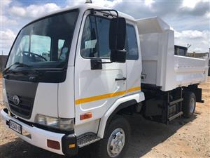 Nissan ud 60 tipper 5 cube in perfect working order for sale Bertie 072-707-9933