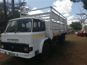 Ford 1314 D lorrie/cargo truck te koop/for sale