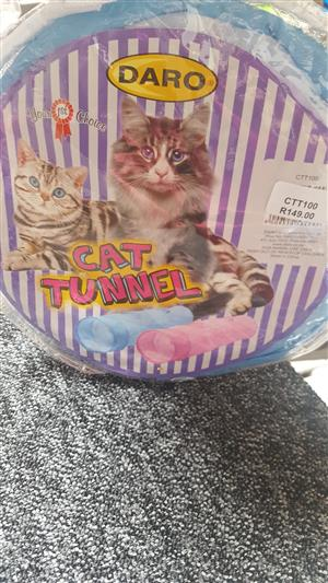 Cat Tunnels now available at PETS4LIFE BRACKENFELL