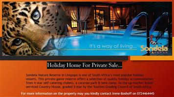 Holiday Home Private Sale