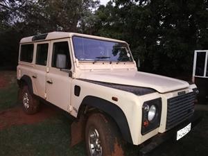 2003 Land Rover Defender 110