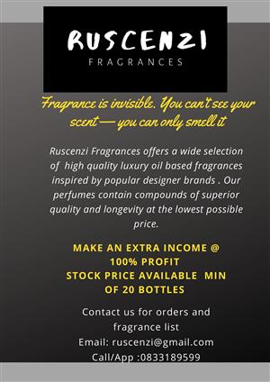 AFFORDABLE OIL BASED PERFUMES