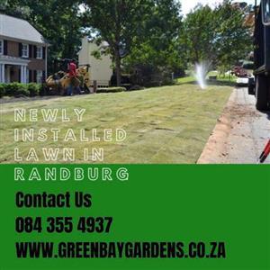 Greenbay Gardens Instant Lawn