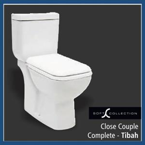 Sanitary : Close Couple (Tibah)