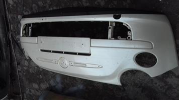 fiat 500 front bumper forsale