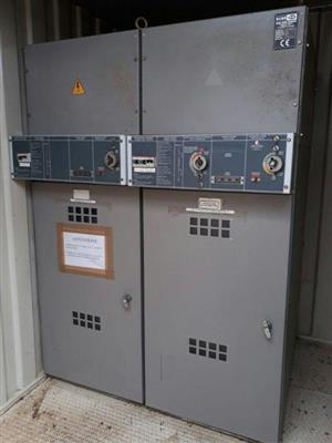 2 x Containerized transformers substations for sale