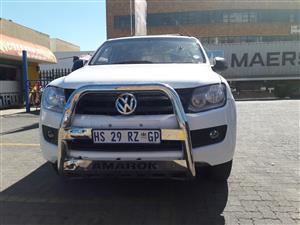 2012 VW Amarok 2.0TDI Trendline