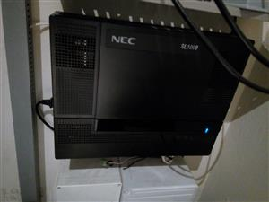 NEC SL1000 PABX Phone System 16 Users