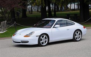 2000 Porsche 996