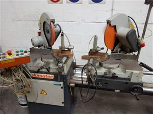 Elumatec DG 79 Dual Mitre Cut off Saw