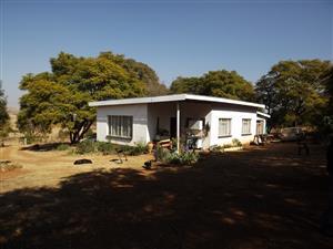 3 Bedroom House on Smallholding in De Rust For Rent