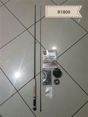Fly Fishing Rod kit Xplorer