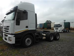 Clearance sale on Iveco stralis