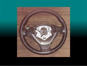 BMW E70 X5 STEERING WHEEL FOR SALE
