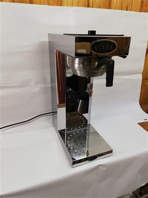 Queen Filter Coffee Machine 2.2 litres