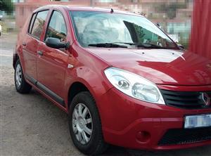 2010 Renault Sandero 1.6 United