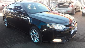 2012 MG MG 6 MG6 saloon 1.8T Deluxe RG Motorsport Edition
