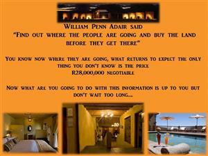 Private Game Lodge