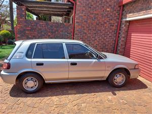 Toyota Tazz 130 2002 for sale