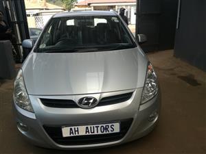 2001 Hyundai i20 1.6 GLS