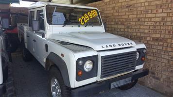 2012 Land Rover Defe