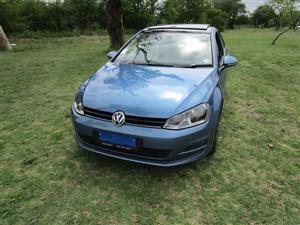 2013 VW Golf 1.4TSI Comfortline auto