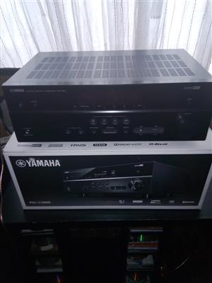 Yamaha Rxv 385