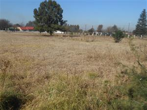 Lovely smallholding with two houses and loads of vacant land ideal for small scale farming or even development.  Midvaal