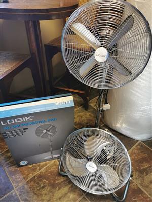 Two Logic fans
