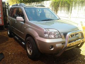 2005 Nissan X-Trail 2.2D 4x4 SEL