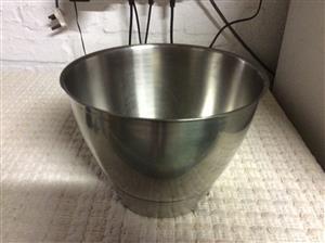 Kenwood km230 mixing bowl stainless steel