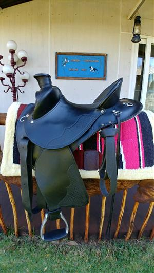 Franco C Ultimate X Roper saddle