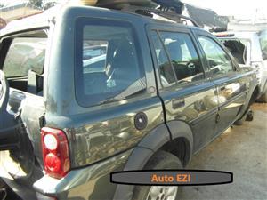 Land Rover Freelander 1 - Stripping for Spares | AUTO EZI